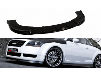 Накладка на передний бампер от Maxton Design для Audi TT 8N