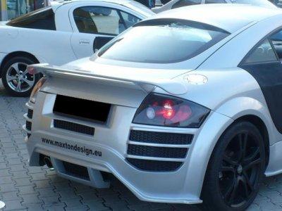 Спойлер на крышку багажника от Maxton Design в стиле R8 для Audi TT 8N