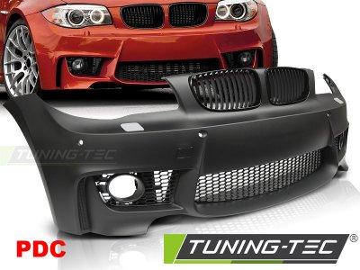 Бампер передний M1 Look от Tuning-Tec для BMW 1 E81 / E82 / E87 / E88