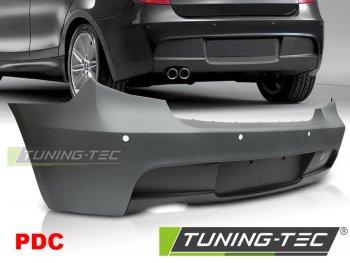Бампер задний M-Tech Look от Tuning-Tec для BMW 1 E81 / E87