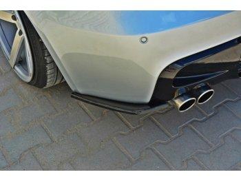 Боковые элероны на задний бампер от Maxton Design для BMW 1 E87
