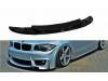 Накладка на передний бампер от Maxton Design на BMW 1 E87 M-Performance