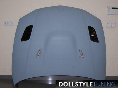 Капот в стиле M3 GTR для BMW 1 E81 / E82 / E87
