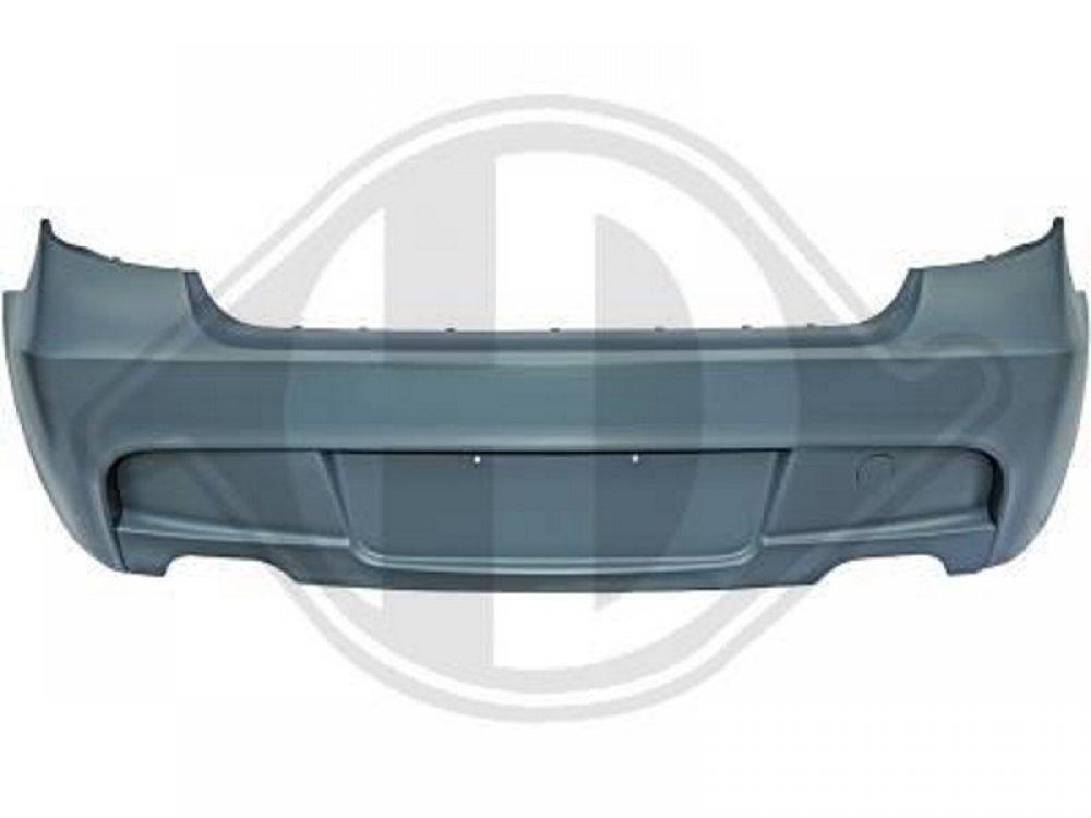 Бампер задний в стиле M-Tech для BMW 1 E87