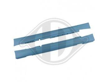 Накладки на пороги в стиле M-Technik для BMW 1 E82 / E88
