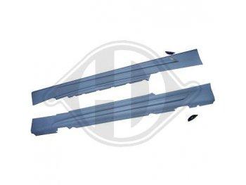 Накладки на пороги в стиле M-Performance для BMW 1 E82 / E88