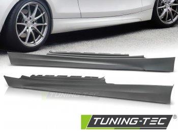 Накладки на пороги в стиле M-Tech от Tuning-Tec для BMW 1 E82 / E88