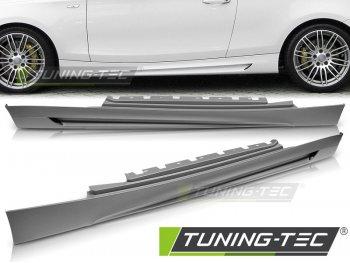 Накладки на пороги в стиле M-Performance от Tuning-Tec для BMW 1 E82 / E88