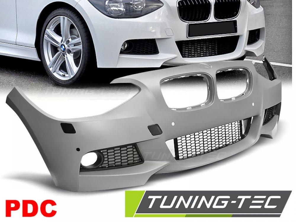Бампер передний в стиле M-Tech от Tuning-Tec для BMW 1 F20 / F21