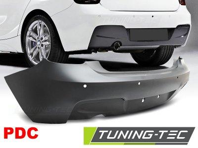 Бампер задний в стиле M-Tech от Tuning-Tec для BMW 1 F20 / F21