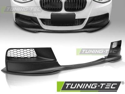 Накладка на передний бампер M-Performance Look для BMW 1 F20 / F21 M-Tech