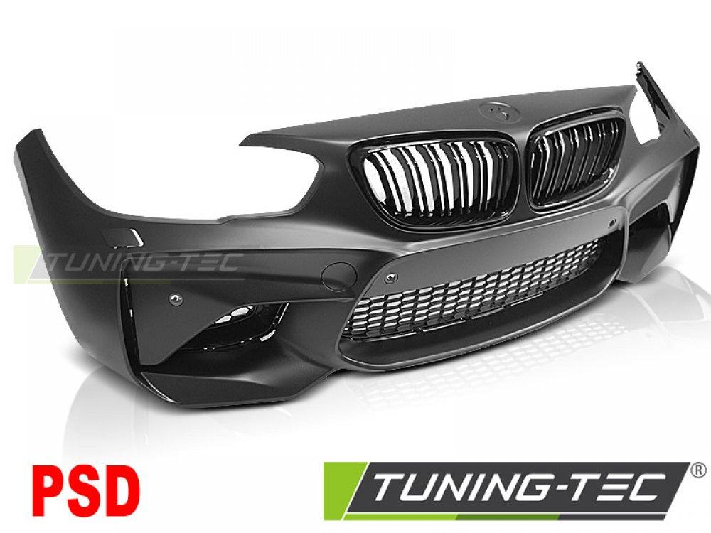 Бампер передний в стиле M2 от Tuning-Tec для BMW 1 F20 / F21 LCI