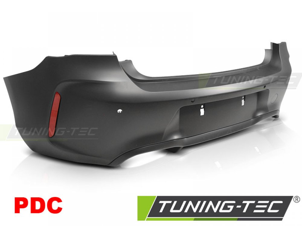 Бампер задний в стиле M2 от Tuning-Tec для BMW 1 F20 / F21 LCI