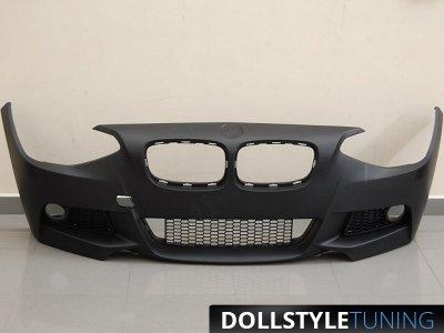 Бампер передний в стиле M-Tech для BMW 1 F20