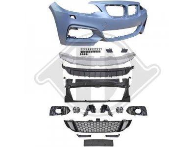 Бампер передний M235 Look от HD для BMW 2 F22 / F23