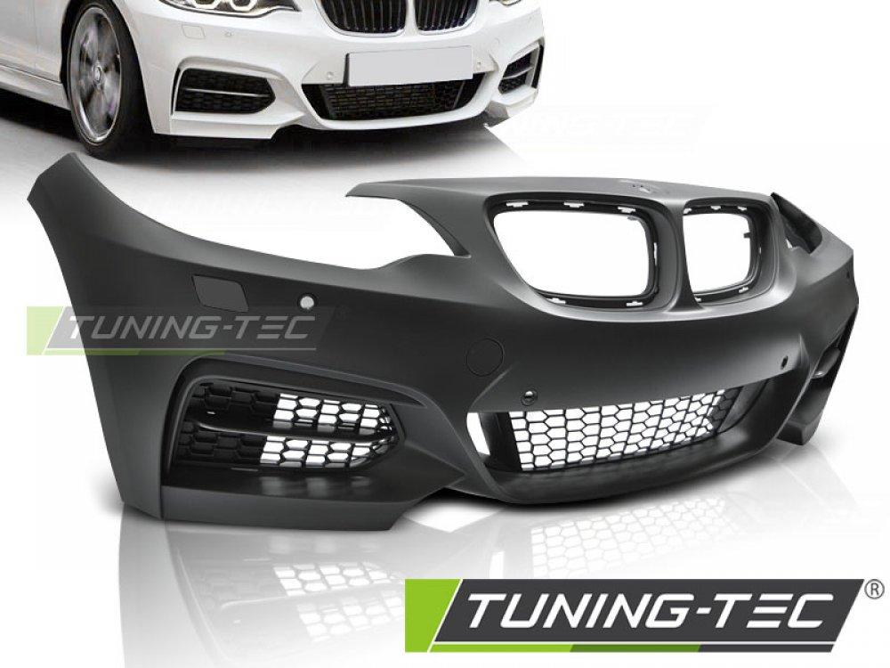 Бампер передний в стиле M235 от Tuning-Tec для BMW 2 F22 / F23