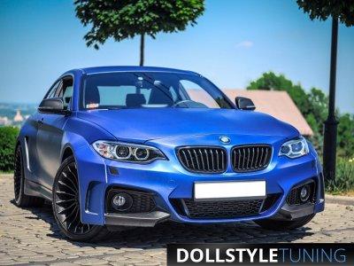 Комплект обвеса M-Sport от Maxton Design для BMW 2 F22