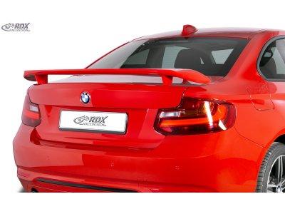 Спойлер на крышку багажника от RDX Racedesign на BMW 2 F22 / F23