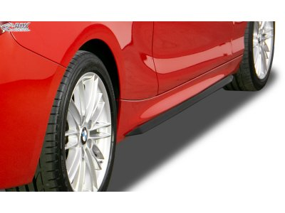 Накладки на пороги от RDX Racedesign на BMW 2 F22 / F23