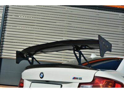 Спойлер на багажник карбон от Maxton Design на BMW M2 F87