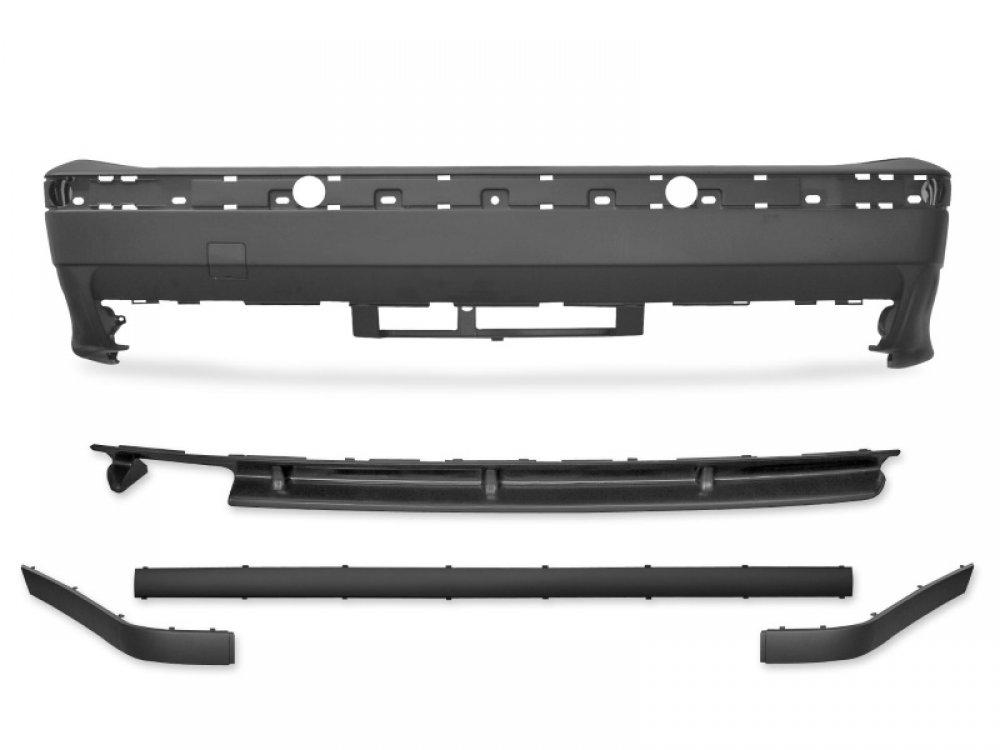 Бампер задний от JOM в стиле M-Tech для BMW 3 E36