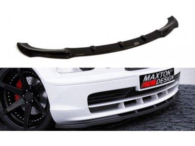 Накладка на передний бампер от Maxton Design для BMW 3 E46 Coupe / Cabrio