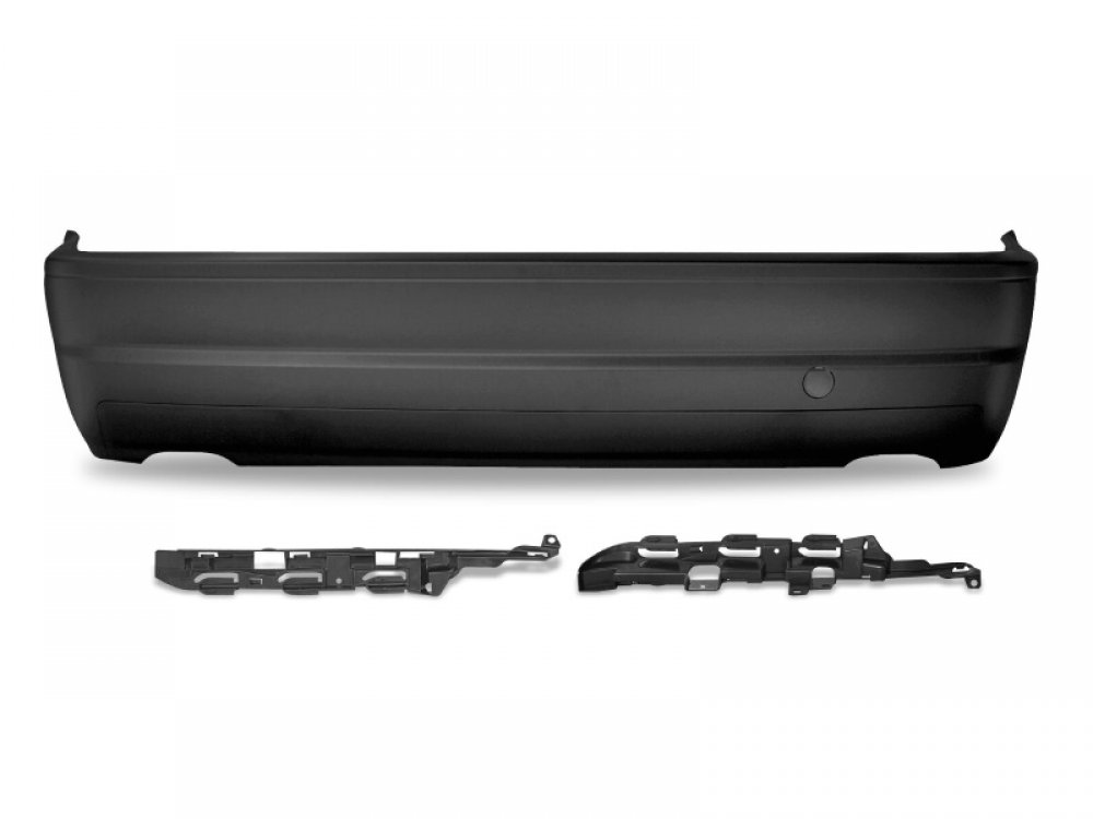 Бампер задний в стиле M-Tech от JOM для BMW 3 E46 Limousine