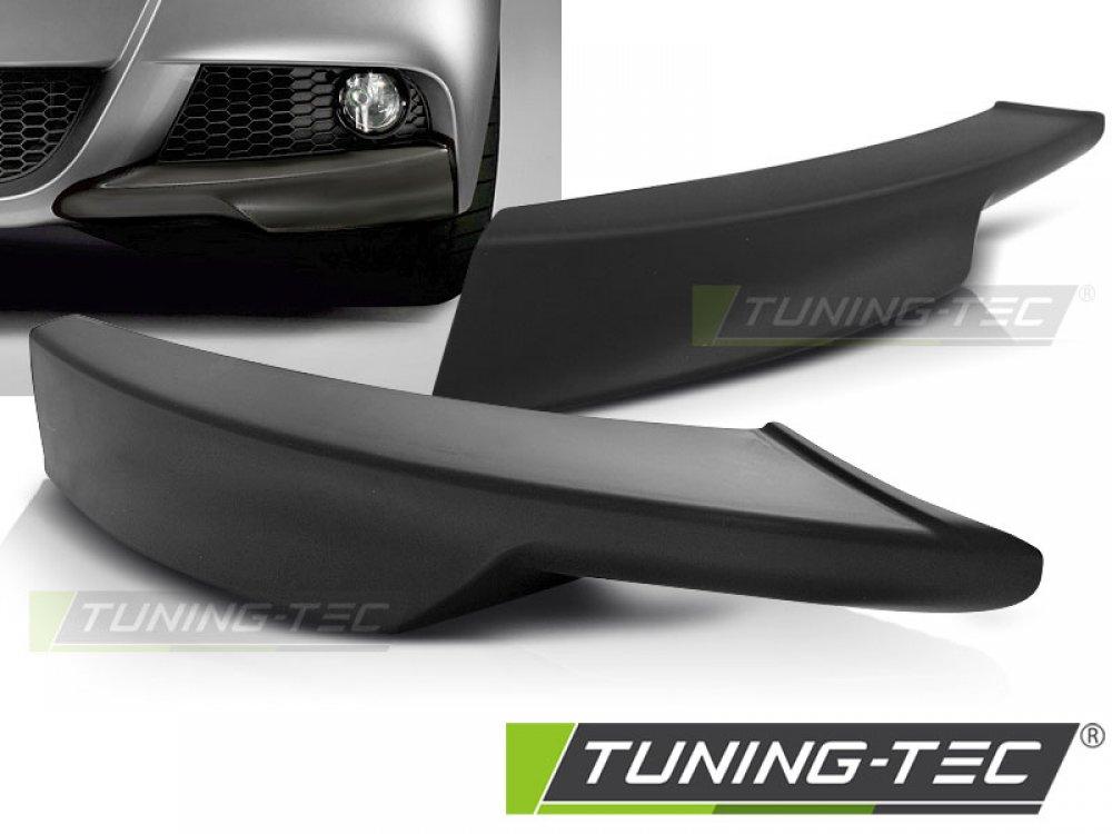 Элероны переднего бампера M-Performance Look от Tuning-Tec для BMW 3 E90 / E91