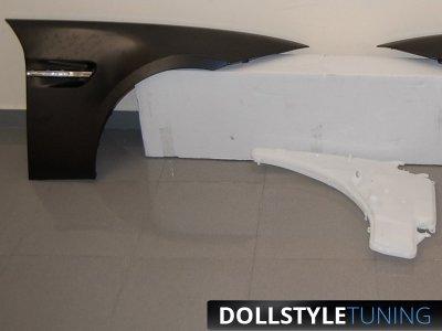 Крылья передние в стиле M3 для BMW 3 E90 / E91