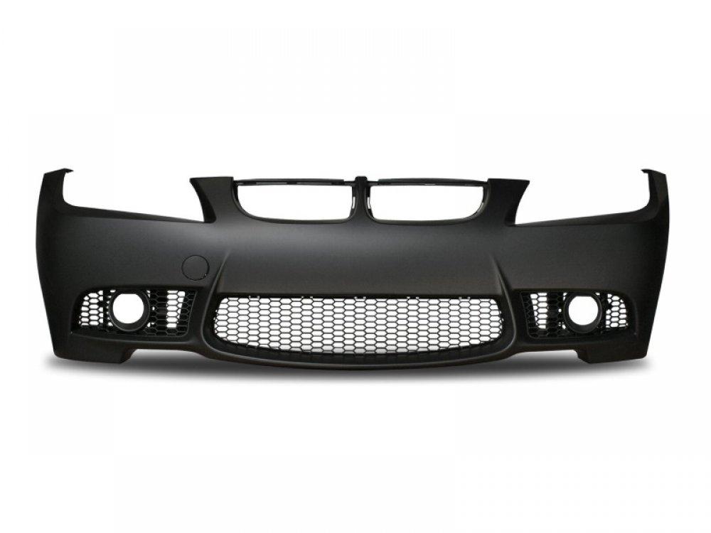 Бампер передний стиль M3 для BMW 3 E90 рестайл
