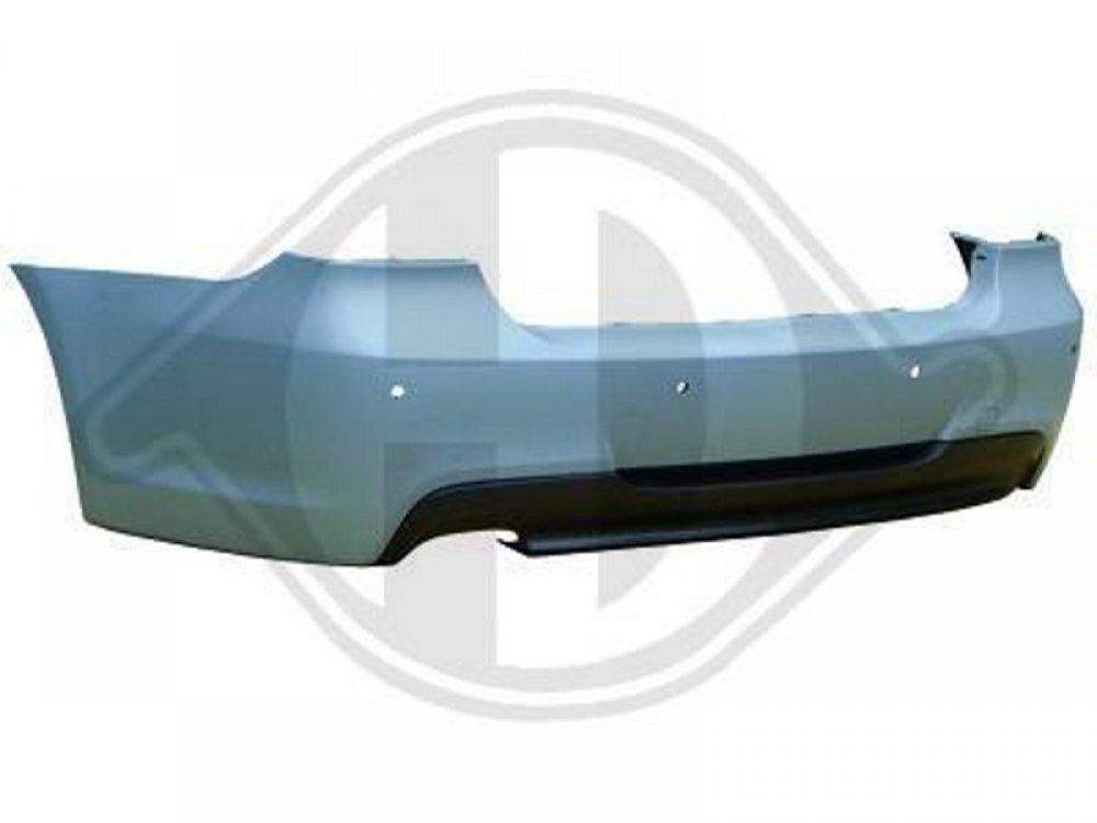 Бампер задний в стиле M-Tech для BMW 3 E90