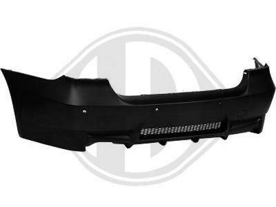 Бампер задний в стиле M3 для BMW 3 E90