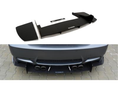 Накладка на задний бампер MAXTON Design для BMW M3 E92 / E93