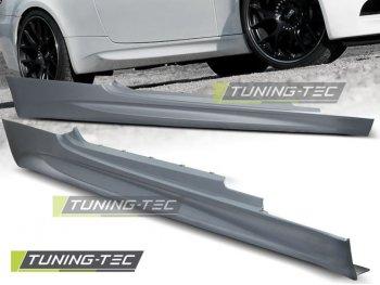 Накладки на пороги M-Tech Look от Tuning-Tec для BMW 3 E92 / E93