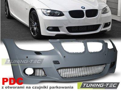Бампер передний M-Tech Look от Tuning-Tec для BMW 3 E92 / E93