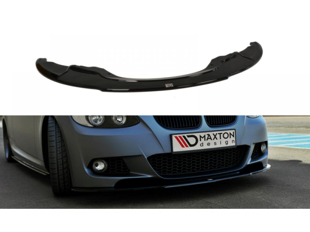 Накладка на передний бампер MAXTON Design для BMW 3 E92 M-Pack