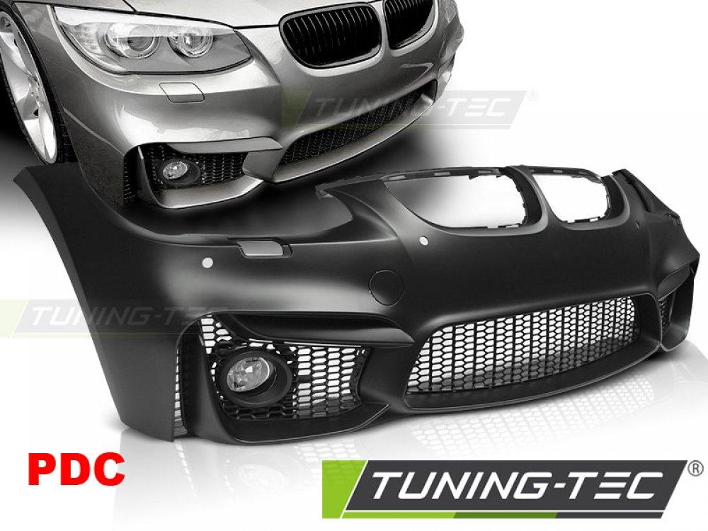 Бампер передний M4 Look от Tuning-Tec для BMW 3 E92 / E93 рестайл