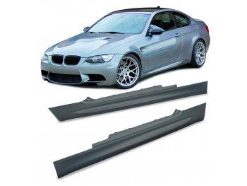 Накладки на пороги M-Tech Look от JOM для BMW 3 E92 / E93