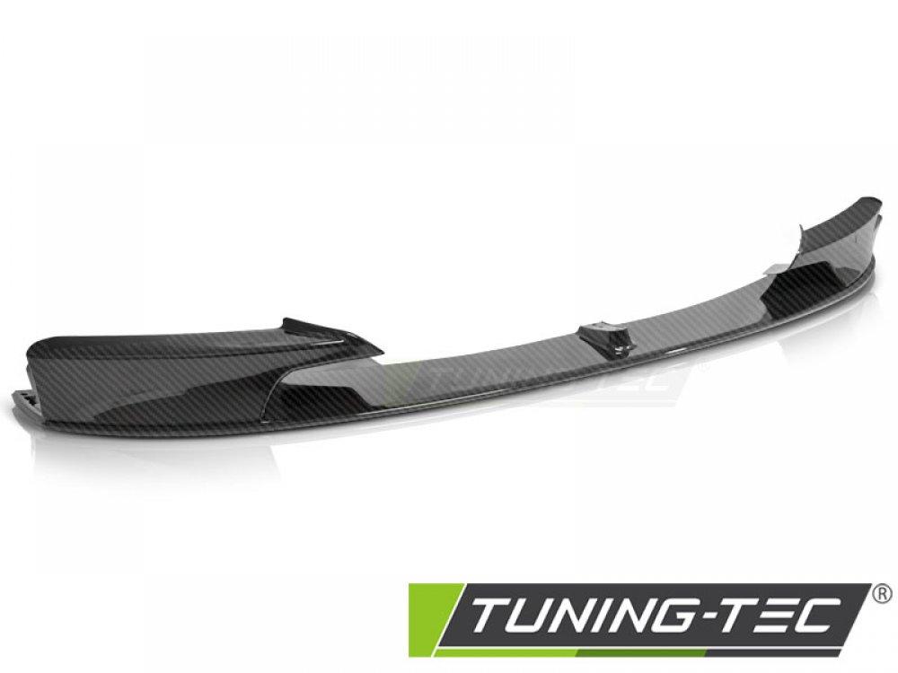 Накладка на передний бампер под карбон M-Performance от Tuning-Tec для BMW 3 F30 / F31