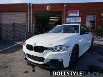 Комплект обвеса M-Performance от HD на BMW 3 F30