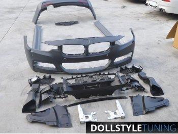 Комплект обвеса M-Tech от HD на BMW 3 F30