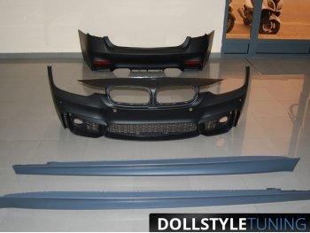 Комплект обвеса M-Performance EVO от HD на BMW 3 F30