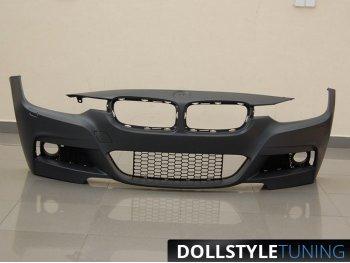 Бампер передний M-Technic от HD на BMW 3 F30