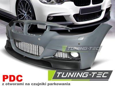 Бампер передний M-Performance Look от Tuning-Tec на BMW 3 F30 / F31