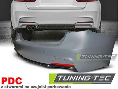 Бампер задний M-Performance Look от Tuning-Tec на BMW 3 F30 / F31