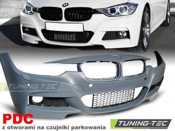 Бампер передний M-Tech Look от Tuning-Tec на BMW 3 F30 / F31