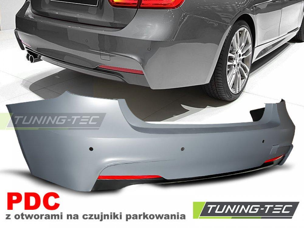 Бампер задний M-Tech Look от Tuning-Tec на BMW 3 F30 / F31