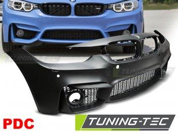 Бампер передний M3 Look от Tuning-Tec на BMW 3 F30 / F31