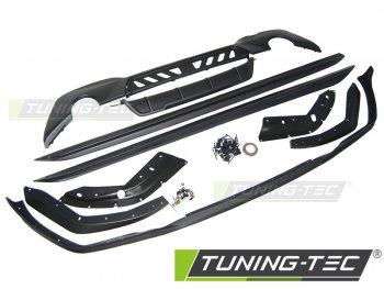 Накладки в круг в стиле M-Performance матовые от Tuning-Tec на BMW 3 G20 / G21
