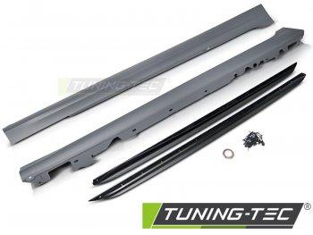 Накладки на пороги в стиле M-Performance от Tuning-Tec на BMW 3 G20